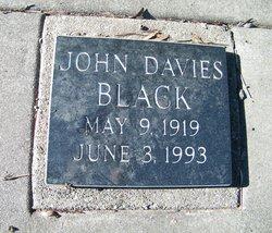 John Davies Black