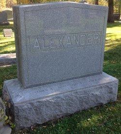 Anna Eunice <i>Gleason</i> Alexander
