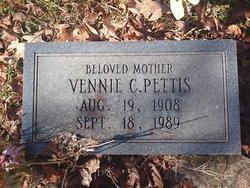Vennie <i>Clark</i> Pettis