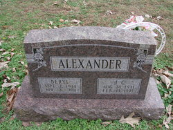 Beryl Alene <i>Brown</i> Alexander