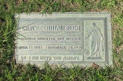 Grace Emily <i>Sachs</i> Aega