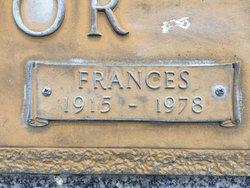 Frances Cantor