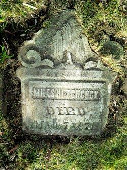 Miles Hitchcock, Jr