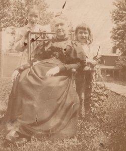 Harriette Mather <i>Betts</i> Clark