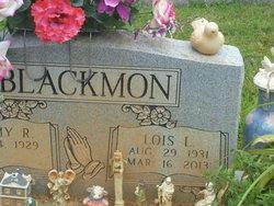 Lois <i>Mulkey</i> Blackmon