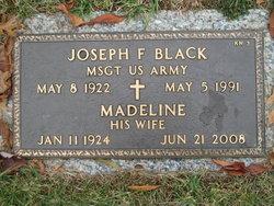 Madeline <i>Burdge</i> Black