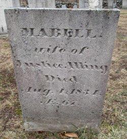 Mabell <i>Ives</i> Alling