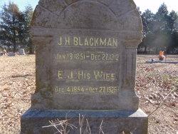 Josiah H Blackman