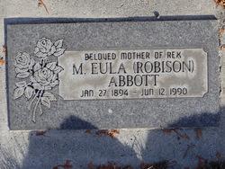 Mary Eula <i>Robison</i> Abbott