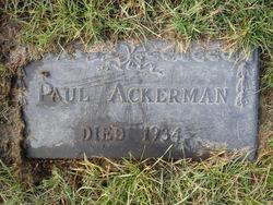 Paul Ackerman