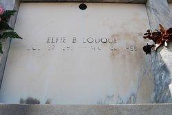 Effie <i>Bruley</i> Louque