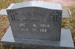 Ernest William Pickett, Jr
