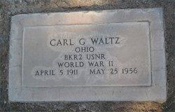 Carl Gordon Waltz