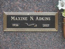 Maxine <i>Ross</i> Adkins