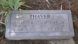 Arthur Chester Thayer, Jr
