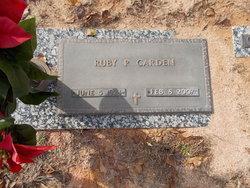 Ruby Lee <i>Powell</i> Carden