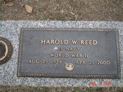 Harold William Reed, Jr