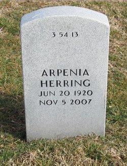 Arpenia Herring