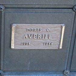 Clara Doris Doris <i>Medlar</i> Averill