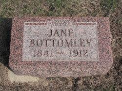 Jane <i>Wilcox</i> Bottomley