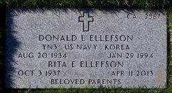 Donald L Ellefson