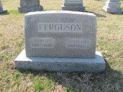 Sophia Helen <i>Shacklett</i> Ferguson