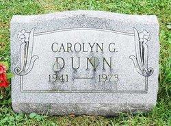 Carolyn Gail <i>Hynal</i> Dunn