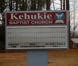 Kehukie Baptist Church Cemetery