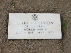 Clyde P Johnson