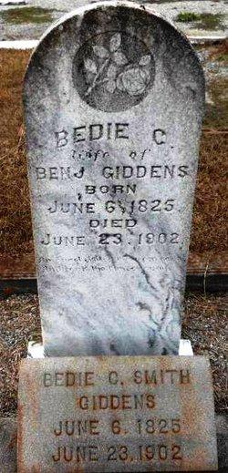Bedia C. <i>Smith</i> Giddens