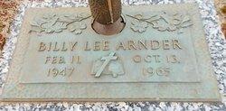 Billy Lee Arnder