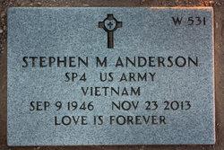 Stephen Michael Anderson