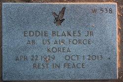 Eddie A Blakes, Jr
