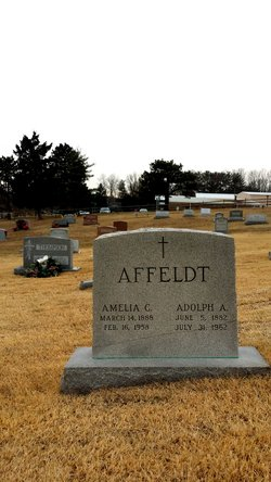 Adam Adolf Affeldt