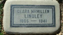 Clara <i>McMillen</i> Lindley