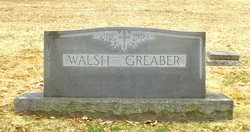 Ruth Agnes <i>Walsh</i> Greaber