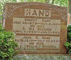 Georgina Ida <i>Boucher</i> Hand