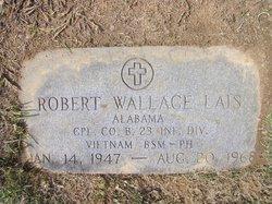Robert Wallace Bobby Lais