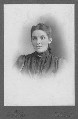 Agnes E <i>Eisenhauer</i> Achey