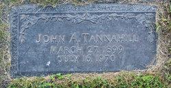 John A. Tannahill