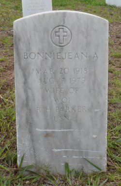 Bonniejean Alice Parker