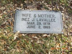 Inez Jeannette Lavallee