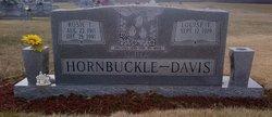 Louise T. <i>Hornbuckle</i> Davis
