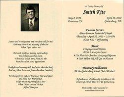 Smith Kite
