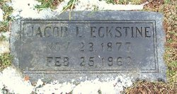 Jacob Luther Eckstine