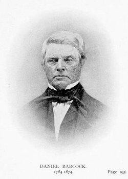 Daniel Babcock