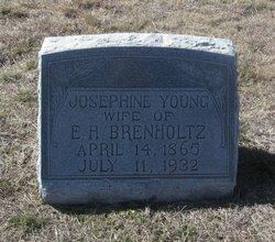 Josephine Elizabeth <i>Young</i> Brenholtz