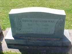 Ewald Gruendeman