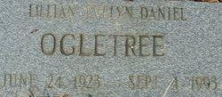 Lillian Evelyn <i>Daniel</i> Ogletree