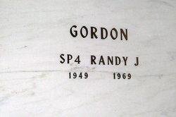 Spec Randy James Gordon